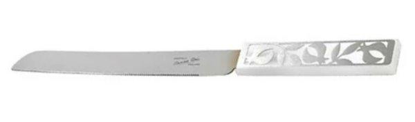 סכין חלה נירוסטה - רימונים
