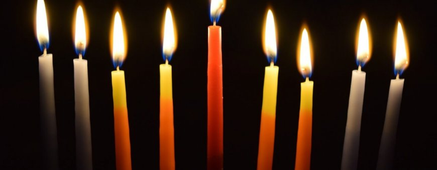 ברכת הדלקת נרות חנוכה